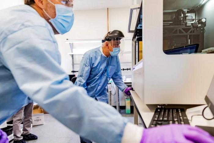 亚马逊Kindle和Echo团队正在为公司开发新冠病毒检测技术