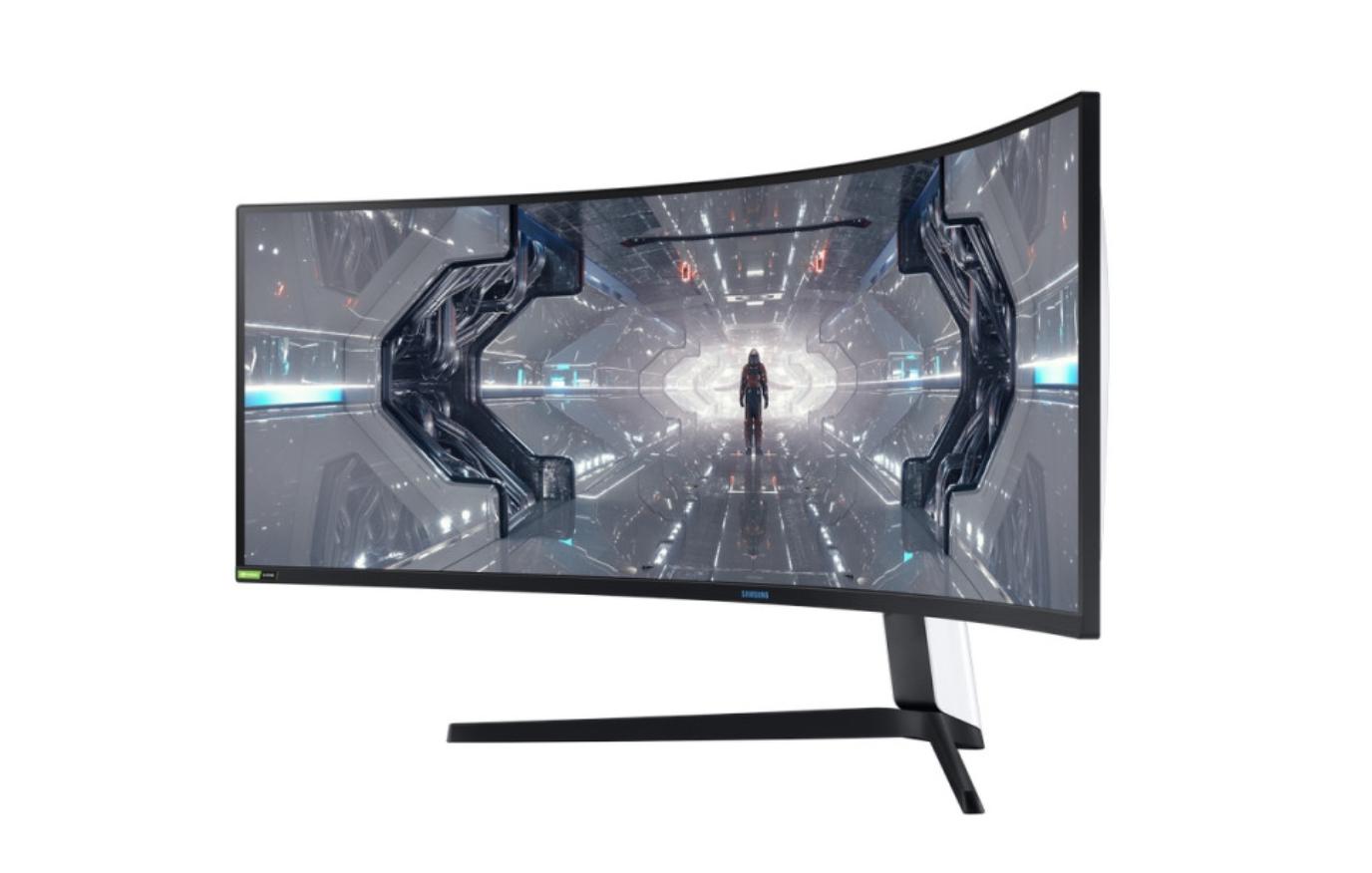 三星全新49寸曲面显示器上架:240Hz+5K 售价高达11000元
