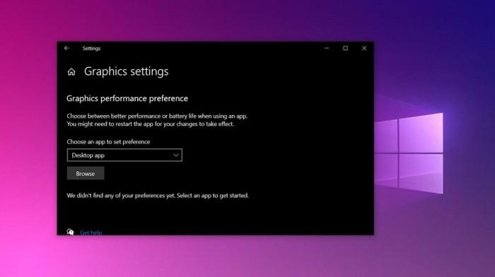 [图]硬件加速 GPU 调度选项即将登陆 Windows 10 平台
