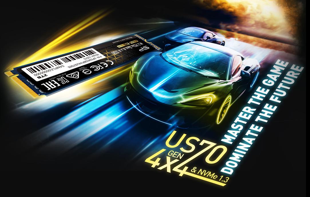 新一代PCIe 4.0 SSD硬盘来了 TLC寿命比MLC还强50%