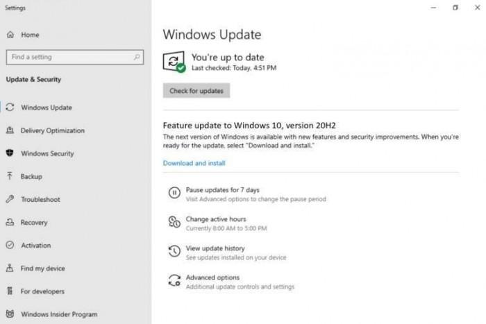 [图]Windows 10 20H2版本Build 19042.330发布:默认安装新版Edge
