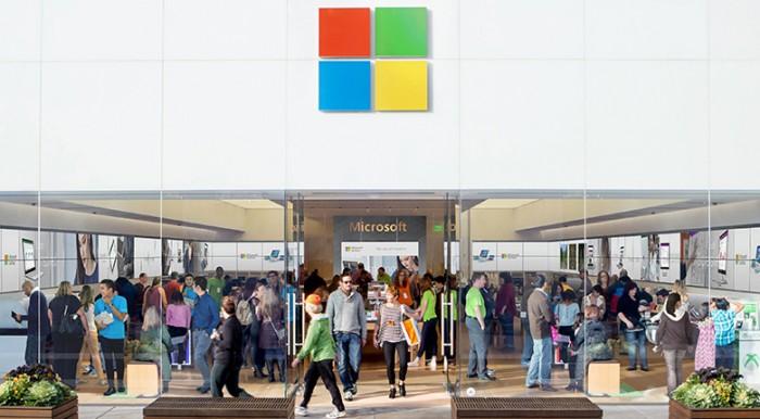 微软中国回应关闭实体直营店:中国市场不受影响