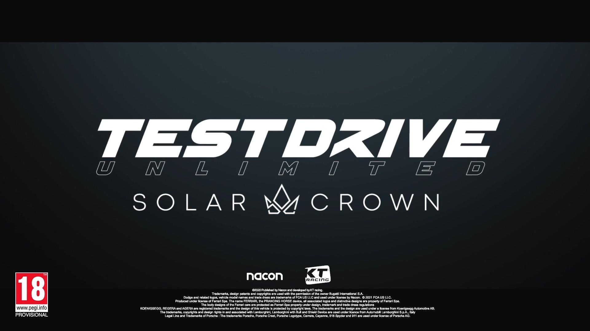 《无限试驾》新作正式公布 开放世界、支持中文