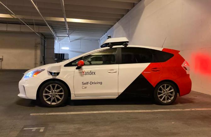 Yandex和Uber重组自动驾驶业务 组建新公司并独立融资