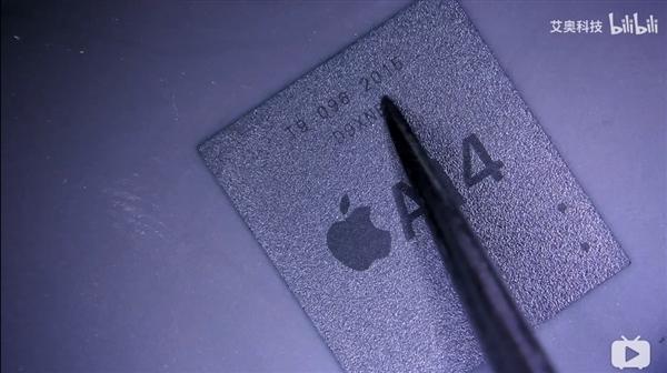 网友提前晒苹果A14芯片上手照片 今年4月已开始生产