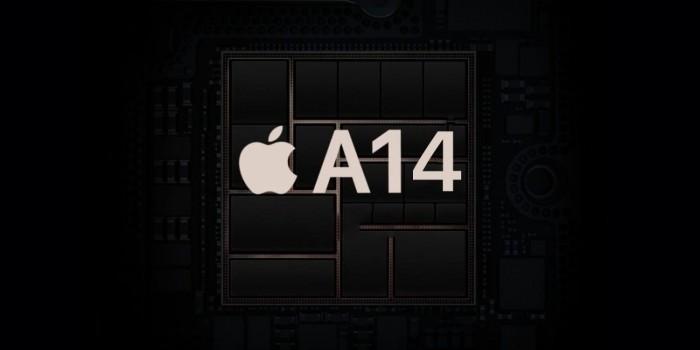 外媒称台积电今年最多可为苹果代工7400万颗A14处理器