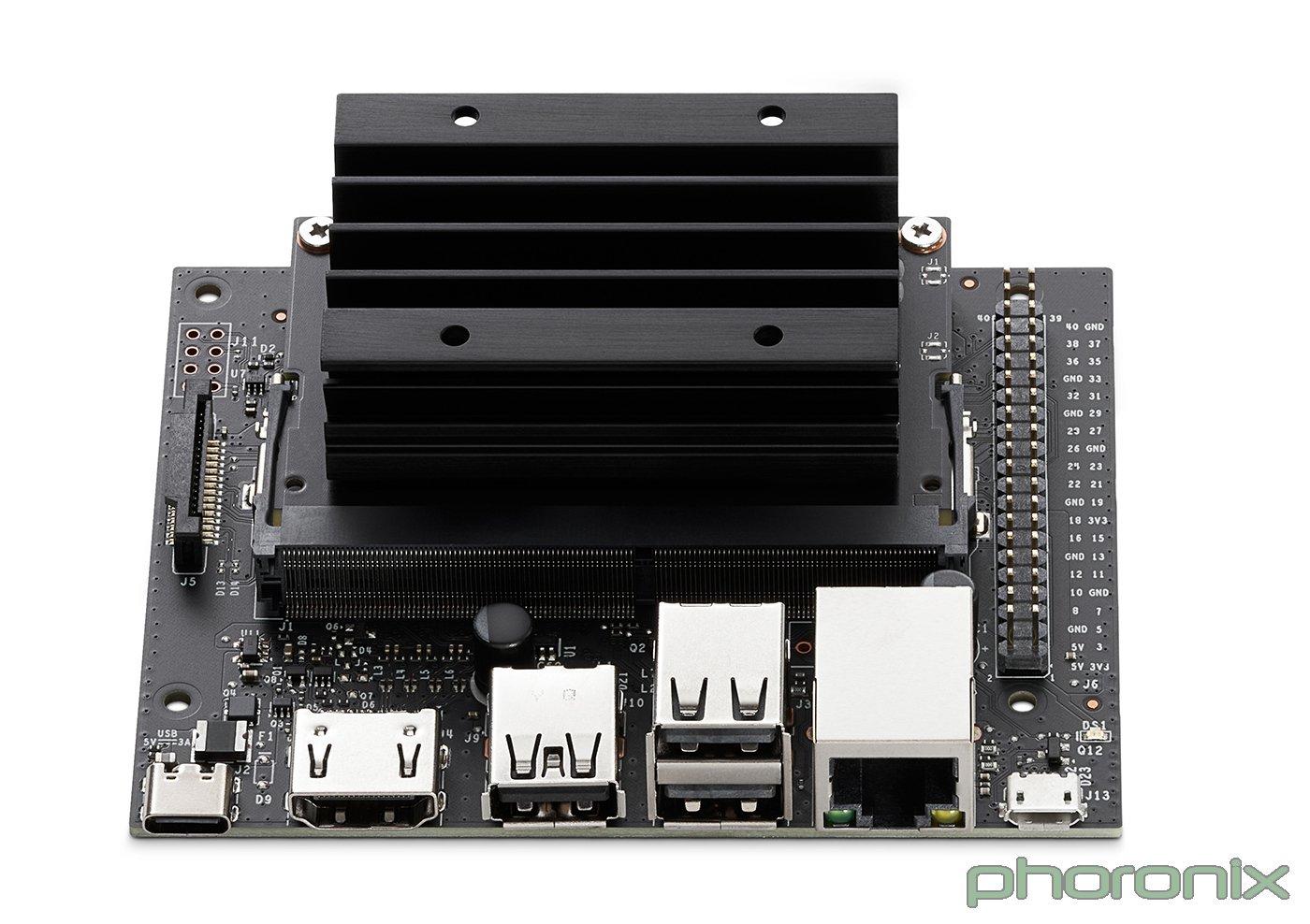 NVIDIA推出59美元的Jetson Nano 2GB开发板 成Raspberry Pi直接竞品