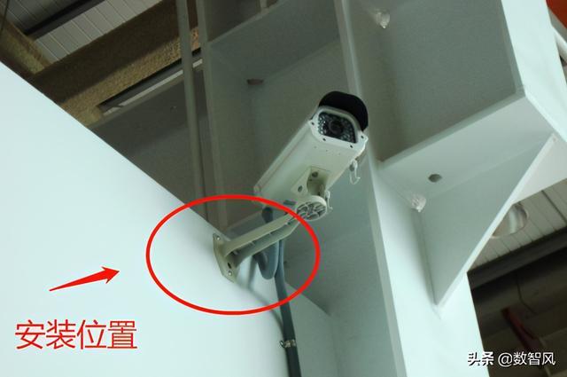 摄像头安装的正确方法,学会了你就是安防工程师