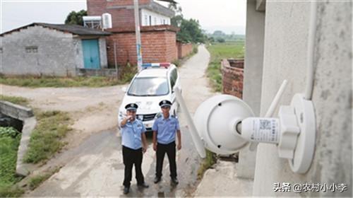 农村老家安装摄像头,主要用来看家,邻居不同意该怎么办?