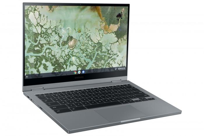 三星发布Galaxy Chromebook 2 配备QLED显示屏和特殊手写笔支持