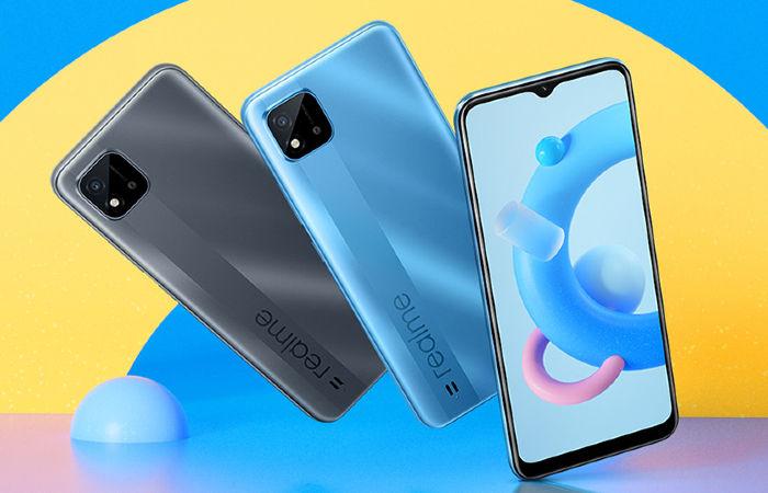 Realme C20入门新机已在越南上市 售约700RMB
