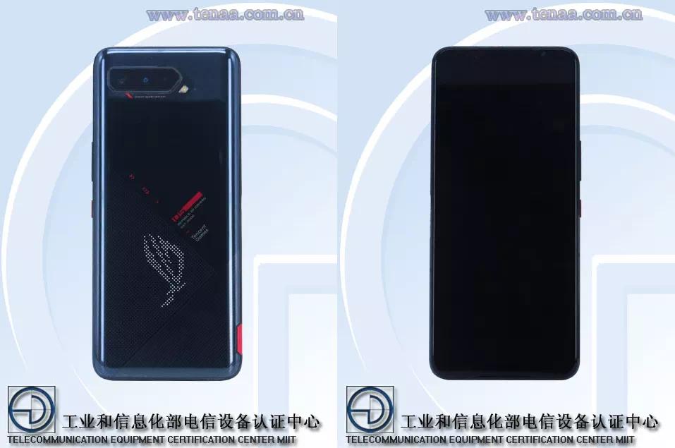 ROG游戏手机新品入网:拥有迄今最大电量的骁龙888旗舰
