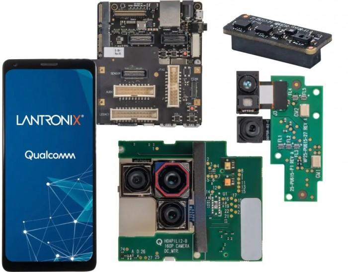 Lantronix推出骁龙888移动硬件开发套件 起售价1349美元