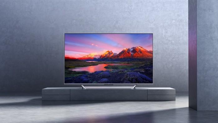 小米在国际市场推出高端75英寸QLED电视 售价1299欧元