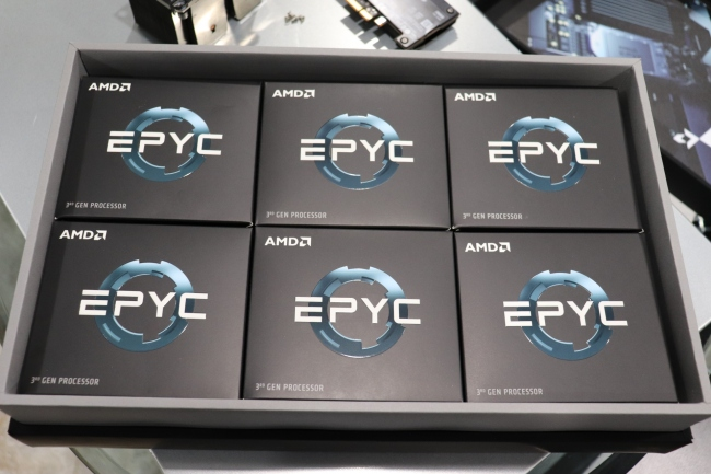 AMD Zen 3调度器模型最终被添加到LLVM/Clang中